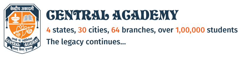 Central Academy Group of Institution Logo
